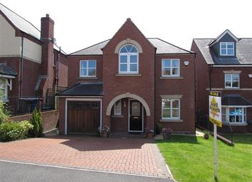 Thumbnail 4 bed property for sale in The Close, Preston