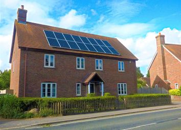Thumbnail 4 bed detached house for sale in Red Lion Close, Newton, Sturminster Newton