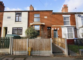 Thumbnail 3 bed terraced house for sale in Bilton Road, Bilton, Rugby