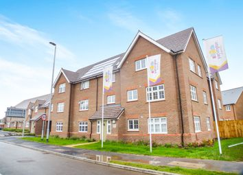 Thumbnail 2 bed flat for sale in Hardys Road, Bathpool, Taunton