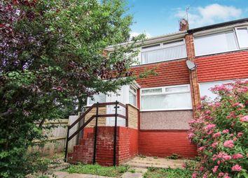 Thumbnail 3 bedroom semi-detached house for sale in Pleasington Close, Prenton