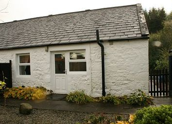 Thumbnail 2 bed cottage for sale in 2 House O Hill Cottage, Bargrennan, Newton Stewart