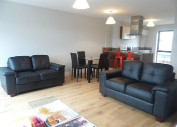 Thumbnail 3 bed town house to rent in The Point, Navigation Road, New Islington