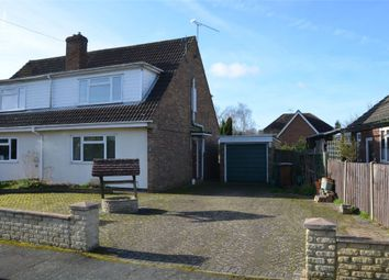 Thumbnail 3 bed semi-detached house for sale in Bedford Avenue, Frimley Green, Surrey