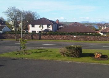 Thumbnail 2 bed flat to rent in Woodbank Gardens, Largs
