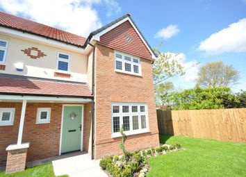 Thumbnail 4 bed semi-detached house for sale in Plot 8, The Sandringham, The Thatch, Garstang, Preston, Lancashire