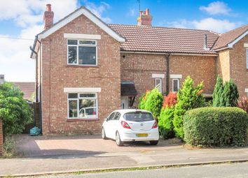 Thumbnail 3 bedroom semi-detached house for sale in Derby Road, Eastleigh