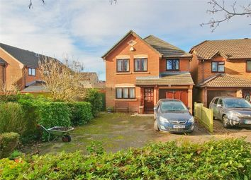 Thumbnail 4 bed detached house for sale in Barrington Place, Shepton Mallet
