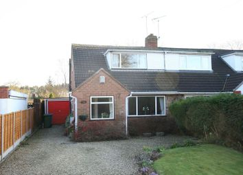 Thumbnail 3 bedroom semi-detached house for sale in School Road, Himley, Dudley