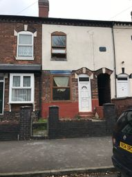 Thumbnail 3 bed terraced house to rent in James Turner Street, Winson Green