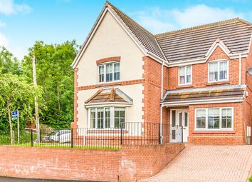 Thumbnail 4 bedroom detached house for sale in Tannery Way, Manchester