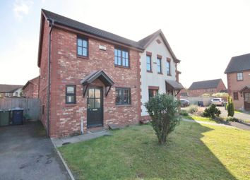 Thumbnail 3 bedroom end terrace house for sale in Yarrow Close, Greater Leys