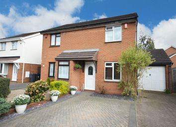 Thumbnail 2 bed semi-detached house for sale in Shawley Croft, Birmingham