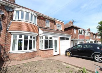 Thumbnail 4 bed property for sale in Dykelands Road, Seaburn, Sunderland