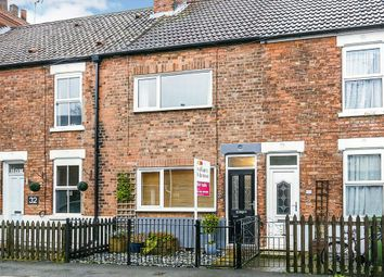 Thumbnail 2 bed terraced house for sale in Norwood Far Grove, Beverley