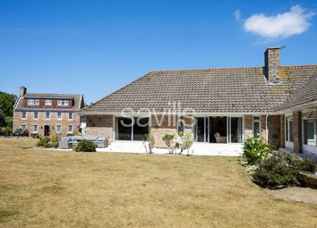 Thumbnail 4 bed detached house for sale in Le Mont Cochon, St. Helier, Jersey