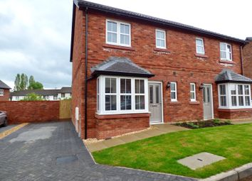 3 bed semi-detached house for sale in Haydock Drive, Carlisle, Cumbria CA2