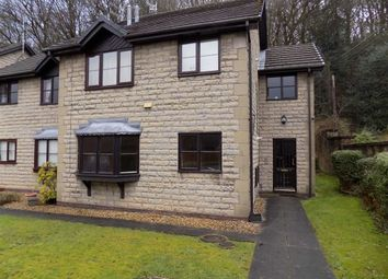 Thumbnail 1 bed flat for sale in Woodbrook Court, Whaley Bridge, High Peak