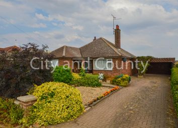 Thumbnail 2 bed detached bungalow for sale in Plank Drove, Crowland, Peterborough