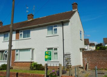 Thumbnail 3 bed semi-detached house for sale in Glyndwr Road, Penarth