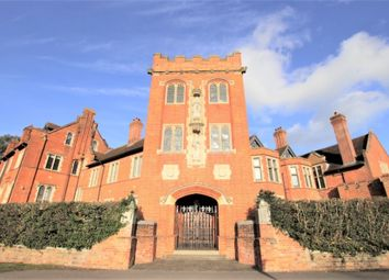 Thumbnail 2 bed flat for sale in Abbey Gardens, Upper Woolhampton, Reading