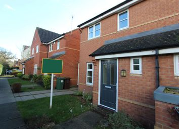 Thumbnail 2 bed terraced house to rent in Wavers Marston, Marston Green, Birmingham