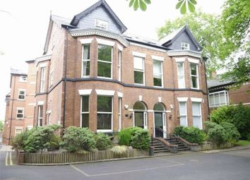 Thumbnail 2 bed flat to rent in Heaton Moor Road, Heaton Moor, Stockport