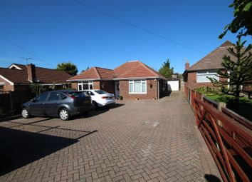 Thumbnail 4 bed detached bungalow for sale in Lovedean Lane, Waterlooville