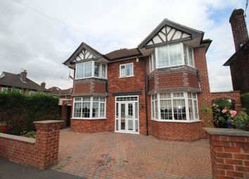 Thumbnail 4 bed detached house for sale in Woodthorpe Drive, Cheadle Hulme, Cheadle