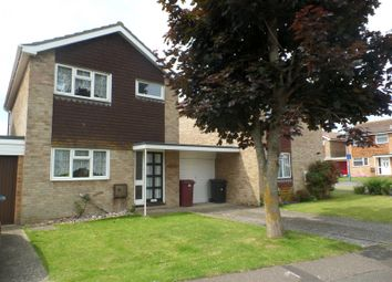 Thumbnail 3 bed link-detached house to rent in Lingfield Way, Selsey, Chichester