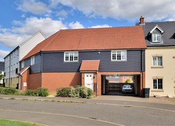 Thumbnail 2 bed flat for sale in Saines Road, Flitch Green, Little Dunmow