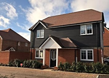 Thumbnail 3 bed detached house for sale in Hensler Drive, Salisbury