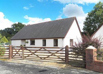 Thumbnail 3 bed detached bungalow for sale in Abergorlech, Carmarthen