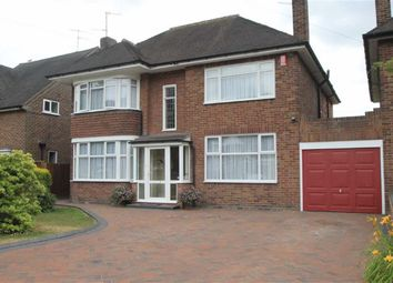 Thumbnail 4 bed detached house for sale in Haden Hill Road, Halesowen