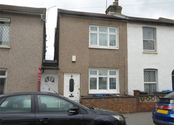Thumbnail 2 bed end terrace house to rent in Clifton Road, London