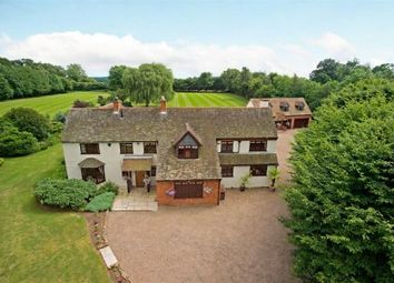Thumbnail 4 bedroom detached house for sale in Hoggrills End Lane, Nether Whitacre, Warwickshire