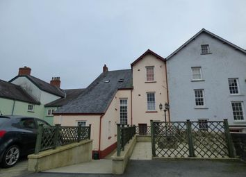 Thumbnail 2 bed flat to rent in Picton Terrace, Carmarthen, Carmarthenshire