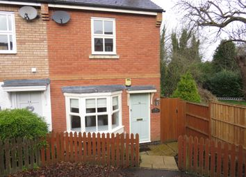 Thumbnail 2 bed semi-detached house for sale in Fox Pond Lane, Oadby, Leicester