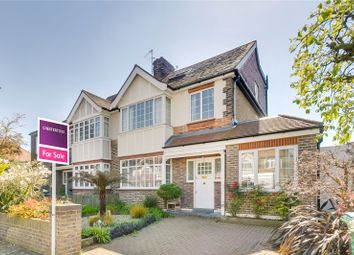 Thumbnail 5 bed semi-detached house for sale in Ullswater Road, Barnes, London