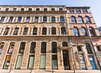 Thumbnail Studio for sale in George Street, Manchester