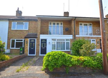 Thumbnail 2 bed terraced house for sale in Anthony Close, Dunton Green, Sevenoaks, Kent