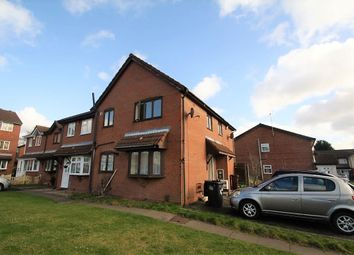 Thumbnail 2 bed terraced house to rent in Banstead Close, Wolverhampton