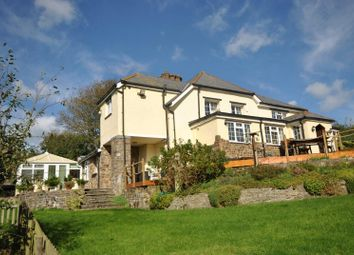 Thumbnail 5 bed detached house for sale in Bradiford, Barnstaple