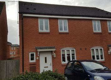 Thumbnail 3 bedroom property to rent in Acorn Road, Duston, Northampton