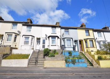 Thumbnail 2 bedroom terraced house for sale in Mayfield Avenue, Dover, Kent