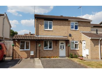 Thumbnail 2 bed semi-detached house for sale in Smiths Way, Alcester