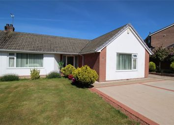 Thumbnail 3 bed semi-detached bungalow for sale in Mallyclose Drive, Off Cumwhinton Road, Carlisle, Cumbria