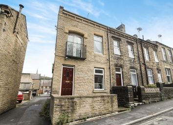 Thumbnail 3 bed terraced house to rent in Elizabeth Street, Elland