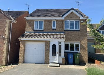 Thumbnail 4 bed detached house for sale in Kenley Close, Worksop, Nottinghamshire