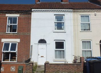 Thumbnail 3 bedroom terraced house for sale in Onley Street, Norwich